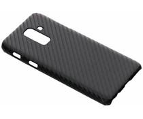 Carbon Look Hardcase-Hülle Samsung Galaxy A6 Plus (2018)