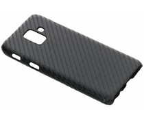 Carbon Look Hardcase-Hülle Samsung Galaxy A6 (2018)