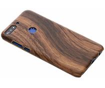 Holz-Design Hardcase-Hülle für das Huawei Y7 (2018)