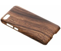 Holz-Design Hardcase-Hülle Huawei Y5 (2018) / Honor 7s