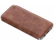 Speck Presidio Folio Leather Case Braun Samsung Galaxy S9