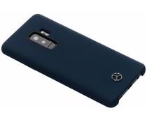 Mercedes-Benz Silicone Case Dunkelblau für das Samsung Galaxy S9 Plus