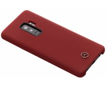 Mercedes-Benz Silicone Case Rot für das Samsung Galaxy S9 Plus