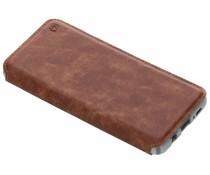 Speck Presidio Folio Leather Case Braun für Samsung Galaxy S9 Plus