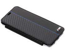 BMW Book Cover Schwarz / Blau Samsung Galaxy S9