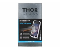 THOR Full Screen Protector + Easy Apply Frame Galaxy S9 Plus
