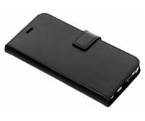 Valenta Booklet Leather Schwarz für das Huawei P20 Lite