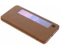 Nillkin Qin Leder-Case mit Fenster Huawei Mate 10 Pro