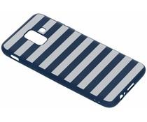 Sommer-Design Silikonhülle für das Samsung Galaxy A6 (2018)