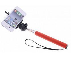 Selfie-Sticks hüllen