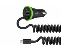 Belkin Kfz-Ladegerät 3,4A + USB-Anschluss und Micro-USB-Kabel