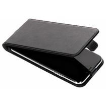 Be Hello Flip Case Schwarz iPhone Xs / X