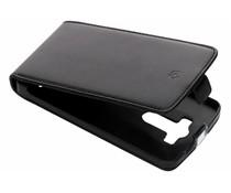 Celly Flipcase Schwarz LG G3