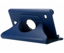 360° drehbare Schutzhülle Blau Samsung Galaxy Tab 4 7.0