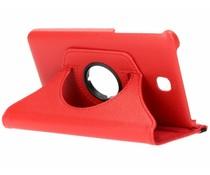 360° drehbare Schutzhülle Rot Samsung Galaxy Tab 4 7.0