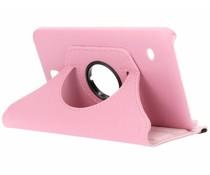 360° drehbare Schutzhülle Rosa Samsung Galaxy Tab 4 7.0