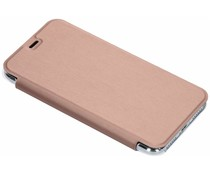 Be Hello Book Case Roségold für das iPhone X