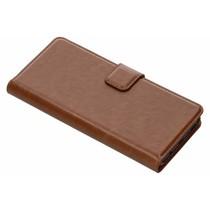 Be Hello Wallet Case Braun für das Samsung Galaxy S8