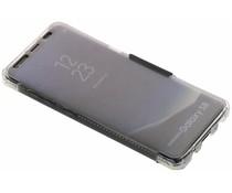 Itskins Spectra Vision Book Case Transparent für Samsung Galaxy S8