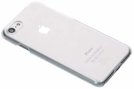 Be Hello Back Case Transparent iPhone 8 / 7