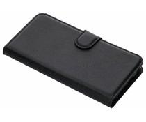 Litchi Buchtyp-Hülle Schwarz für das HTC One A9