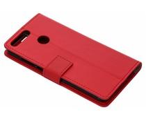 TPU Bookcase Rot für Honor 7A