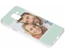 Gestalten Sie Ihre eigene Samsung Galaxy J6 Gel Hülle