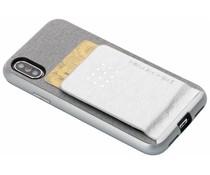 Ghostek Exec2 Case Silber für das iPhone Xs / X