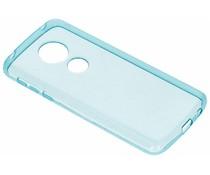 Gel Case Türkis für Motorola Moto E5 / G6 Play