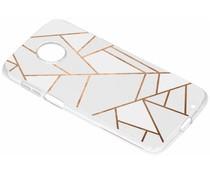 Design TPU Hülle für das Motorola Moto Z3 Play