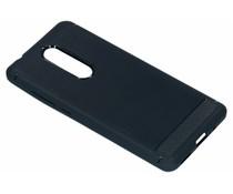 Brushed TPU Case Dunkelblau für das Nokia 5.1