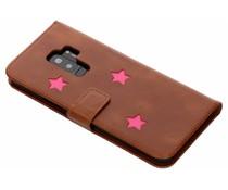 Fabienne Chapot Reversed Star Booktype Handyhülle für Samsung Galaxy S9 Plus