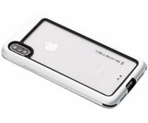 Ghostek Atomic Slim Case Silber iPhone Xs / X