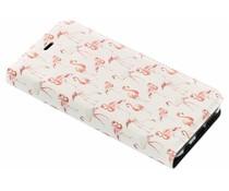 Design TPU Bookcase Huawei P20 Lite