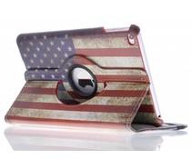 360 ° drehbare Design Tablet-Schutzhülle für iPad Mini 4
