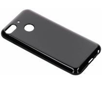 General Mobile TPU Case Schwarz für GM8 Go