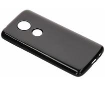 Gel Case Schwarz für das Motorola Moto E5 Plus