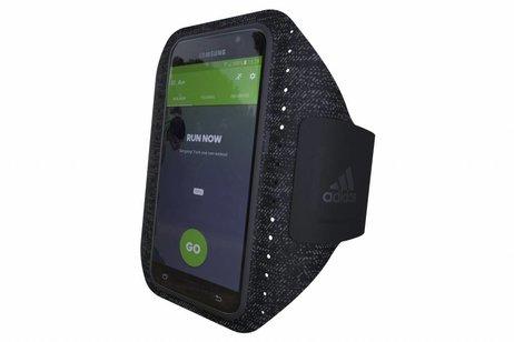 adidas Sports Sportarmband Schwarz für das Samsung Galaxy S7