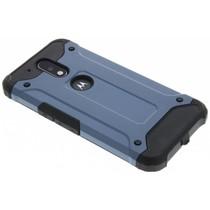 Dunkelblaues Rugged Xtreme Case für Motorola Moto G4 (Plus)
