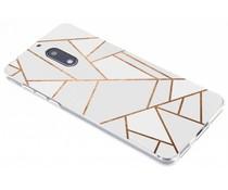 Design TPU Hülle für das Nokia 6