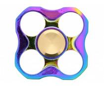 Four Circled Fidget Spinner