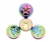 Metallic Star Fidget Spinner