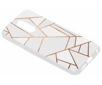 Design TPU Hülle für das LG Q7