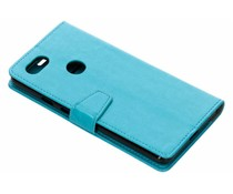Stilvolles Booklet Blau für das Google Pixel 3 XL