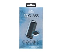 Eiger 3D Edge to Edge Glass Screenprotector Schwarz Galaxy S9