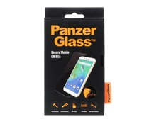PanzerGlass Displayschutzfolie für General Mobile GM8 Go