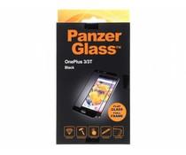 PanzerGlass Premium Displayschutzfolie Schwarz für das OnePlus 3 / 3T