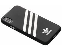 adidas Originals Moulded Case Samba Schwarz für das iPhone Xs / X