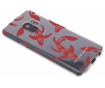 Fabienne Chapot Water Art Softcase für das Samsung Galaxy S9