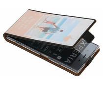 Gestalten Sie Ihr eigenes Sony Xperia XZ1 Flipcase
